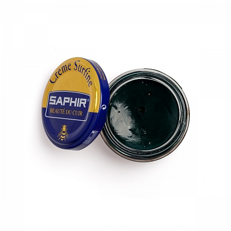 Saphir Creme Surfine Dark Green