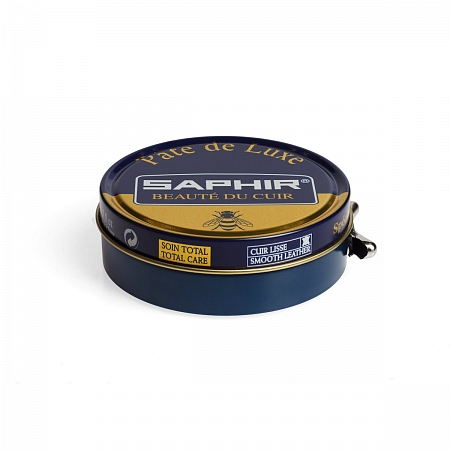 Saphir Pate De Luxe, 50ml Navy Blue
