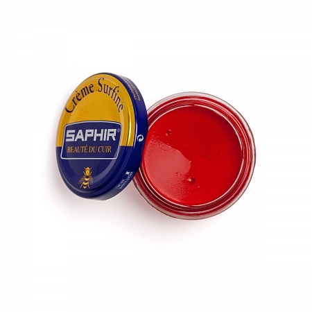 Saphir Creme Surfine Red