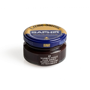 2Картинка Saphir Creme Surfine Dark Brown