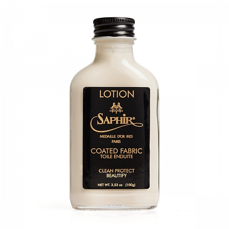 Saphir Medaille D'or Lotion Coated Fabric