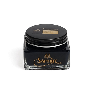 2Картинка Saphir Medaille D'or Pommadier Navy Blue