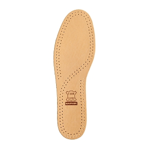 2Картинка Saphir Semelle Insole Cuir Luxe Sur Charbon