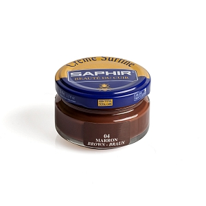 2Картинка Saphir Creme Surfine Brown